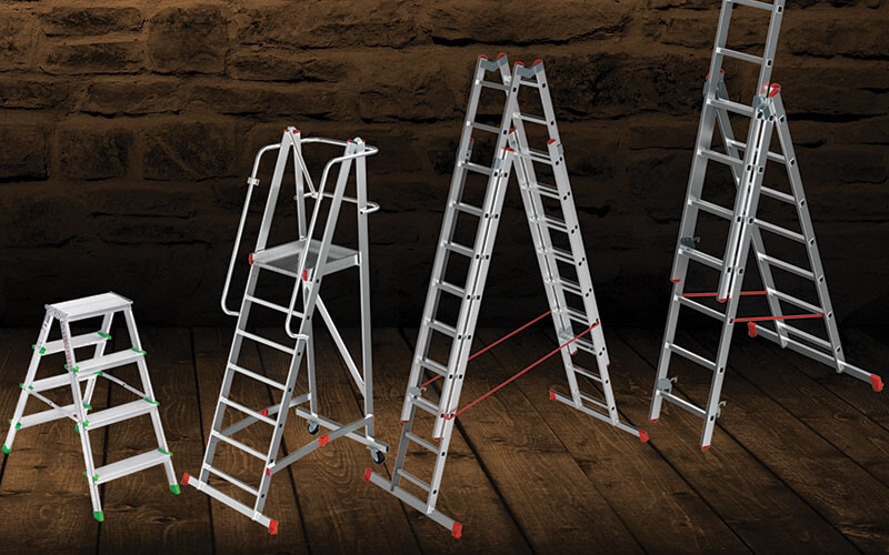 Aluminum Ladder Selection
