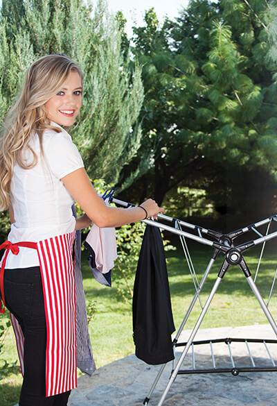 Lady Ironing Board Dryer