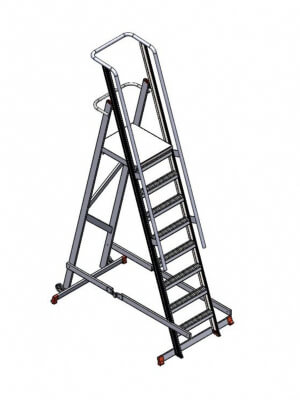 22, Special Project Ladder, Special Project Scaffold, Special Project Portable Ladder, Stair Types Architecture, Ready Ladder Prices, Stair Models, External Stair Models, Home Stairs, Exterior Stair Types, Mobile Stair Standards, Duplex Stair Prices