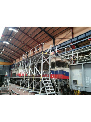 TCDD, Train Maintenance Platform, Train Maintenance Platform, Train Maintenance Platform Price, Train Maintenance Platform Prices, Train Maintenance Platform Manufacturers